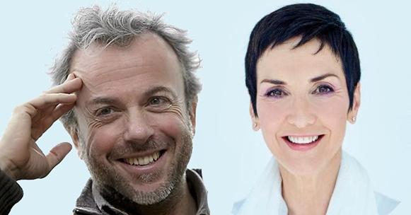 Conférence de Frédéric Lenoir et Nicole Bordeleau !
