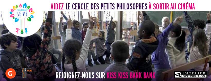 Le Cercle des Petits philosophes au cinéma ?